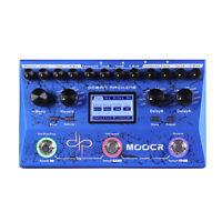 Mooer Ocean Machine Dual Delay Reverb Looper Unit Devin Townsend Awesome Effect