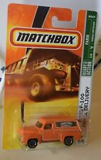 MATCHBOX Ford F-100 Panel Delivery HIGHLY DETAILED  NEW