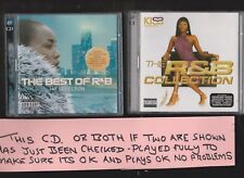 Best of R&B  Hit Selection (2004) and Kiss Presents R&B Collection TWO Double