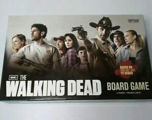 The Walking Dead Board Game (2011, Cryptozoic Entertainment)