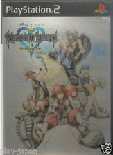 Used PS2 Kingdom Hearts Final Mix Japan Import