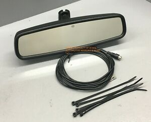 2011-2020 Ford OEM Rear View Mirror RVD Backup Camera Display UPGRADE KIT