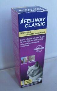 Feliway Classic Calming Spray 60 ml bottle