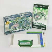 POKEMON EMERALD Japan The Best Gameboy Advance Nintendo 150 gba