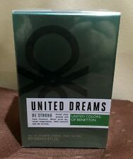 Treehouse: Benetton United Dreams Be Strong EDT Perfume Spray For Men 100ml
