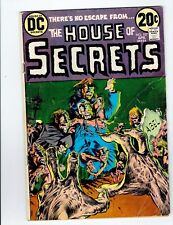 House of Secrets #107 (Apr 1973, DC)