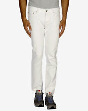 DEPARTMENT 5 (Italy) Straight Jeans White 32 NWT $206