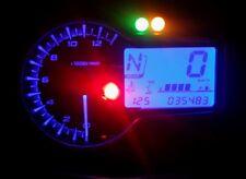 SUZUKI GSR 750 led dash clock conversion kit lightenUPgrade