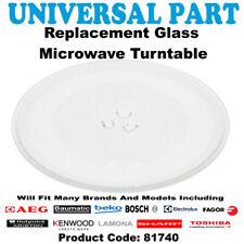 Per KENWOOD piatto girevole in vetro a microonde K25CS14 K28CW14 K30CSS14 320mm