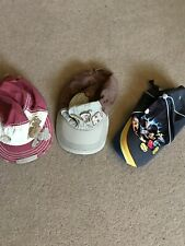 Disney And Planet Hollywood Baseball Caps Childs