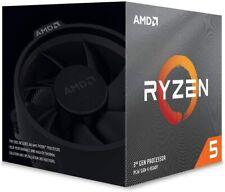 AMD Ryzen 5 3600X Processor 6C/12T, 35 MB Cache, 4.4 GHz Max Boost