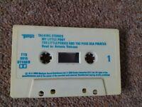 My Little Pony Talking Stories Audio Cassette Little Ponies & Pixie Sea Pirates