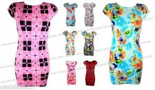 Unbranded Knee Length Short Sleeve Casual Girls' Dresses (2-16 Years)