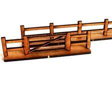 Blotz B20WF101 20mm (1/76-1/72) MDF Fences (post and rail)