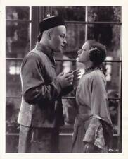 RAMON NOVARRO HELEN HAYES Chinese Costume Vintage '32 THE SON-DAUGHTER MGM Photo