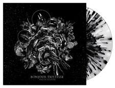 Bonjour Tristesse - Par Un Sourire 180-GM Clear With Splatter Vinyl LP x/100 NEW