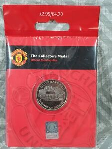 manchester united coins/merchandise