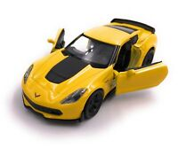 Corvette Z06 Sportwagen Modellauto Auto LIZENZPRODUKT 1:34-1:39 versch. Farben
