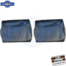 68-72 GM A & X Body Headrest Covers PUI