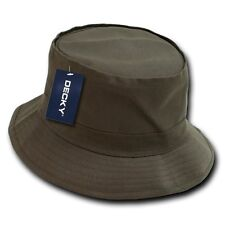 d5c44662410 Brown Fisherman s Fishing Sun Bucket Safari Hiking Boonie Cap Hat Caps Hats  L xl