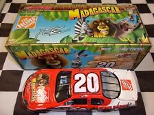 Tony Stewart #20 Home Depot Madagascar 2005 Monte Carlo NASCAR Action 1:24 scale