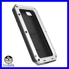 GENUINE Lunatik Taktik Strike, premium rugged heavy duty case, iPhone 5/5s WHITE