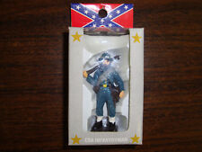 Confederate Toy Soldier Infantryman, hand painted