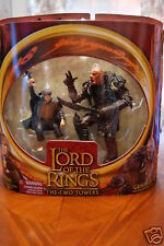 LOTR TWO TOWERS MERRY AND GRISHNAKH NEW