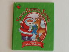 Santa's Reindeer Surprise Little Landoll Childrens Christmas Book Classic Tale