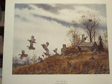 David Hagerbaumer  Original Hand Signed Limited Edition  Artist Proof  Quail