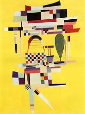Kandinsky #23 cm 70x100 cm Stampa su Carta Fotografica Opaca Matt, Papi Arte