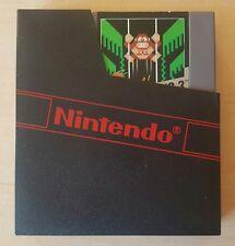 NINTENDO NES - [ 5 SCREW ] DONKEY KONG 3 ( FRA FRA ) The Original