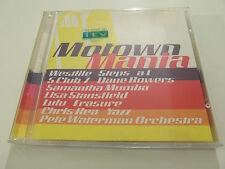 Motown Mania - Various (CD Album) Used Very Good