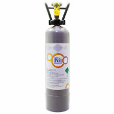 CO2 Mehrweg-Vorrats-Flasche GEFÜLLT 2Kg Kohlensäure