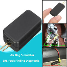 Simulateur Airbag Air Bag Emulateur Bypass SRS Faute Outil de Diagnostic Garage