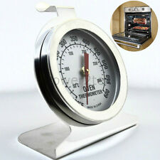 Arrow Oven Thermometer Stainless Steel Oven Cooker Temperature Agas & Rayburns