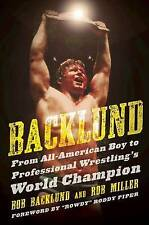 WWE Book From All-American Boy to Professional Wrestling's World Champion by Bo