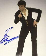 Ryan Bradley Figure Skating USA Olympics Signed 8x10 Autographed Photo COA E2