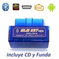 ELM327 V2.1 Bluetooth OBDII Car Diagnostic Tool OBD2 Code Scanner Android Torque