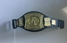 WWE World Champion Spinning Belt Elite. For Mattel Figures. Miniature