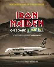 Iron Maiden: On Board Flight 666, McMurtrie, John, New Books
