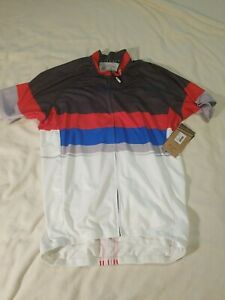 Large Canari Cycling Jersey New With Tags