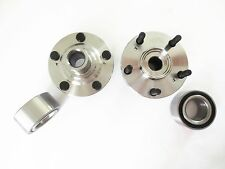 Front Left & Right Wheel Hub & Bearing Set For  ACURA RSX TYPE S /  CL  /  TL