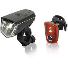 XLC Fahrrad Scheinwerfer Dynamo Frontscheinwerfer Sirius D45 LED Reflektor 45Lux