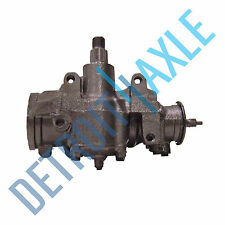 GMC & Chevy C/R/Suburban Trucks Complete Power Steering Gear box