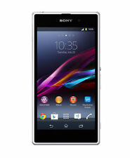 Sony  Xperia Z1 C6903 - 16GB - Weiß (Ohne Simlock) Smartphone