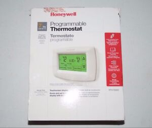 Honeywell RTH7600D Touchscreen 7-Day Programmable Thermostat