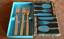 Boxed vintage Viners Chelsea forks