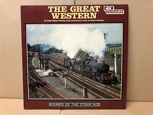 The Great Western -  ASV Transacord – ATR 7031 Sounds Of The Steam Age