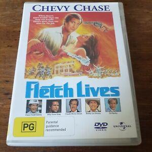 Fletch Lives DVD R4 Like New! FREE POST